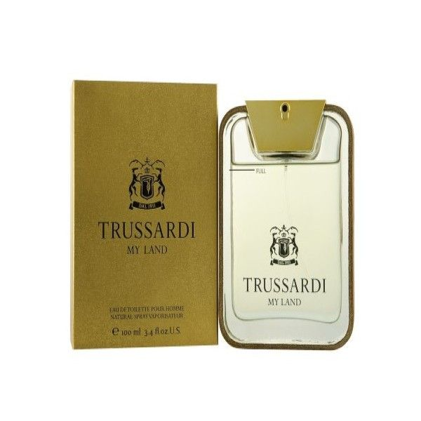 Trussardi My Land Eau De Toilette Spray 100ml