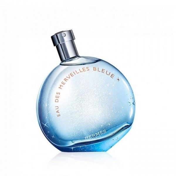 Hermes Eau Des Merveilles Bleue Eau De Toilette Spray 100ml