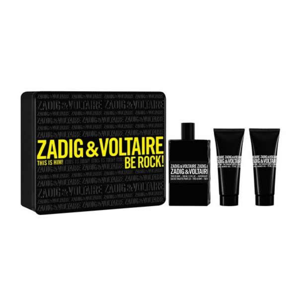 Zadig Et Voltaire This Is Him! Eau De Toilette Spray 100ml Set 2 Piezas 2017