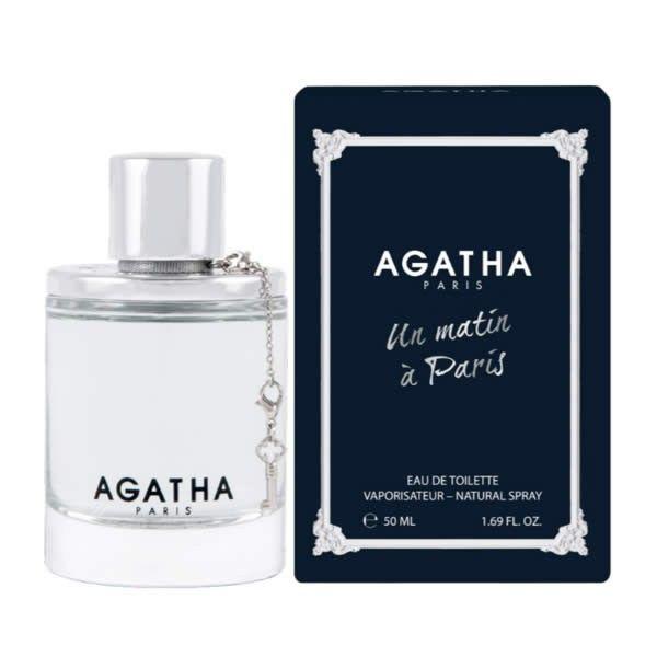 Agatha Un Matin A Paris Eau De Toilette Spray 50ml