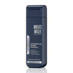 Marlies Moller Men Unlimited Strengthening Energy Champú 200ml