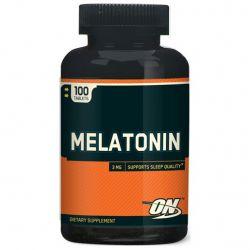 Optimum Melatonina - 100 comprimidos