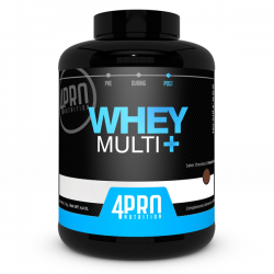 Whey Multi Plus - 2kg