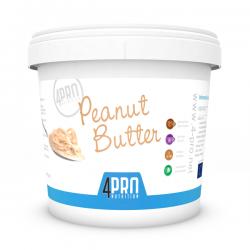 Crema de Cacahuete - 1 kg [4pro nutrition]