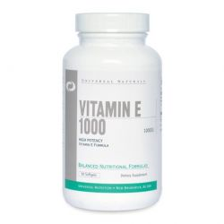 Vitamina E 1000 UI - 50 softgels