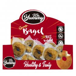 Spelt bagel (low calories) - 60g