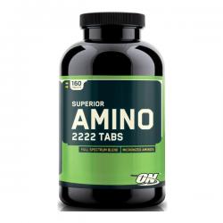 Superior Amino 2222 - 160 tabletas