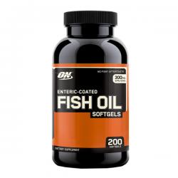 Aceite de Pescado - 200 Softgels
