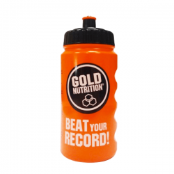 Botella Deportiva GoldNutrition - 500ml