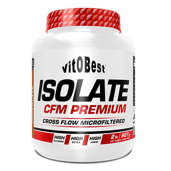 Isolate CFM Premium - 908g [Vitobest]