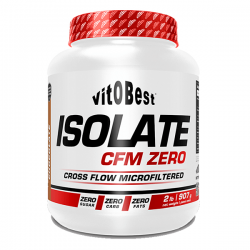 Isolate CFM Zero - 908g [vitobest]