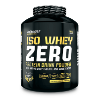 ISO Whey Zero Ulisses Series - 1,8kg [BiotechUSA]