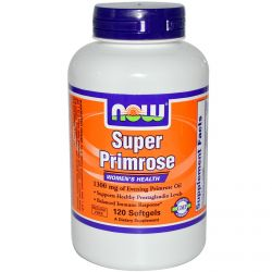 Super Primrose 1300mg - 120 sofgels