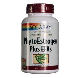 PhytoEstrogen™+ EFAs  - 60 softgels
