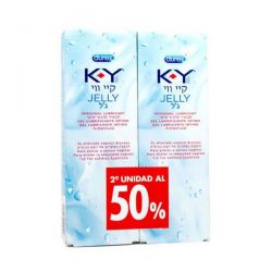 Durex K Y Jelly Lubricante 2x75ml