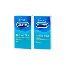 Durex Love Sex  Natural Plus 24 Unidades