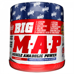 MAP Muscle Anabolic Power - 100 tabletas [Big]