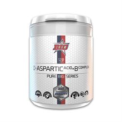 Ácido Aspártico + Complejo B - 120 cápsulas [Pure Big Series]