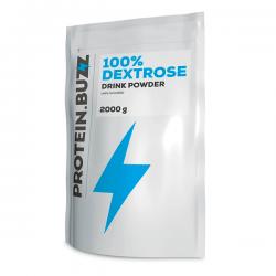 100% Dextrosa - 2000g [Protein Buzz]