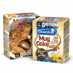 Mug Cake (Pastel a la Taza) - 150g [Quamtrax Gourmet]