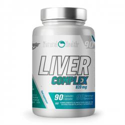 Liver Complex - 90 cápsulas