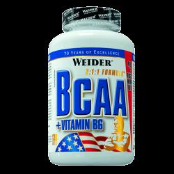 BCAAs - 130 Tabletas