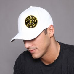 gorra logo plate lateral