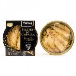 Filetes de Caballa en Aceite de Oliva - 120g [Grupo Dumon]