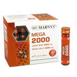 Mega 2000 (Jalea Real) - 20 viales [Marnys]