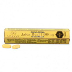 Jalea Real y Lecitina 1000mg - 30 Cápsulas [Marnys]