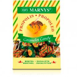 Caramelos Propolio con Mentol y Eucalipto - 60g [Marnys]