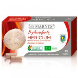 Hericium (Melena de león) - 30 Cápsules [Marnys]