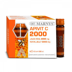 Apivit C 2000 - 20 Viales