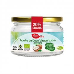 Aceite de Coco Virgen Extra - 250ml [El Granero Integral]