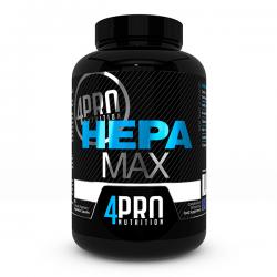 Hepa Max - 90 Cápsulas Vegetales [4Pro Nutrition]