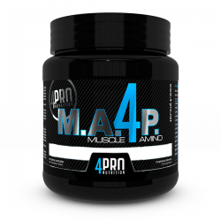 MA4P Muscle Amino - 300 Tabletas Masticables
