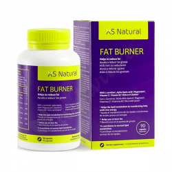 XS Fat Burner - 90 Cápsulas [500 Cosmetics]