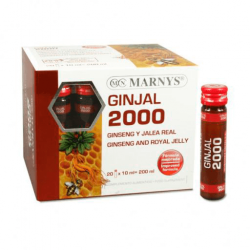 Ginjal 2000 - 20 Viales [Marnys]