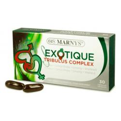 S - Exotique Tribulus Complex - 30 Cápsulas [Marnys]