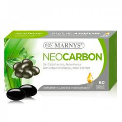 NeoCarbon - 60 Cápsulas [Marnys]