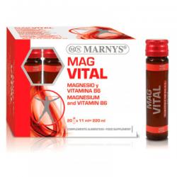 Mag vital - 20 vials