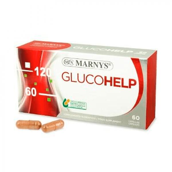 Glucohelp - 60 Cápsulas [Marnys]
