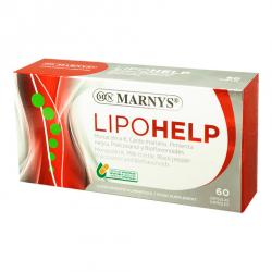 Lipohelp - 60 Cápsulas [Marnys]