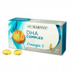DHA Complex - 60 Cápsulas [Marnys]