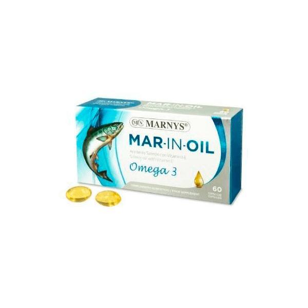 Mar - In - Oil - 60 Cápsulas [Marnys]