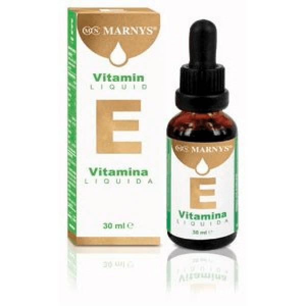 Vitamina E - 30ml [Marnys]