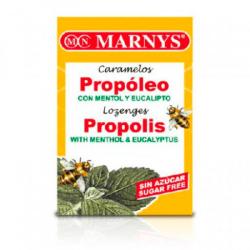 Caramelos Propóleo con Mentol y Eucalipto - 36,5 g [Marnys]