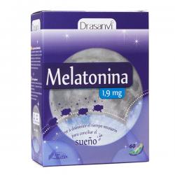 Melatonina - 60 cápsulas [Drasanvi]