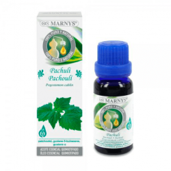 Aceite Esencial de Pachuli - 15ml [Marnys]