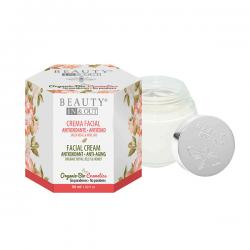 Crema Facial Antioxidante Antiedad - 50ml [Marnys]